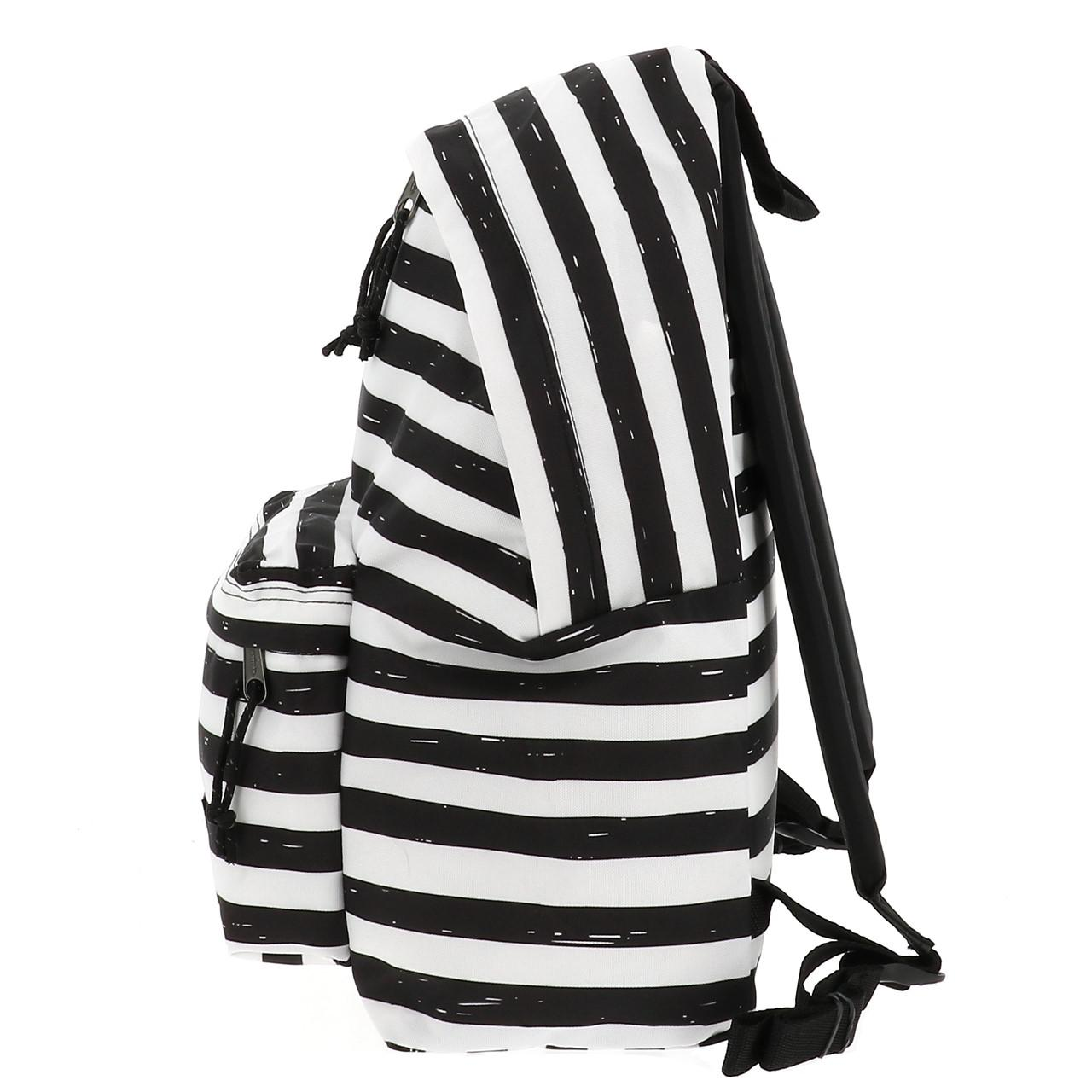 Sac-a-dos-college-Eastpak-Padded-strip-it-black-24l-Noir-70406-Neuf miniature 5