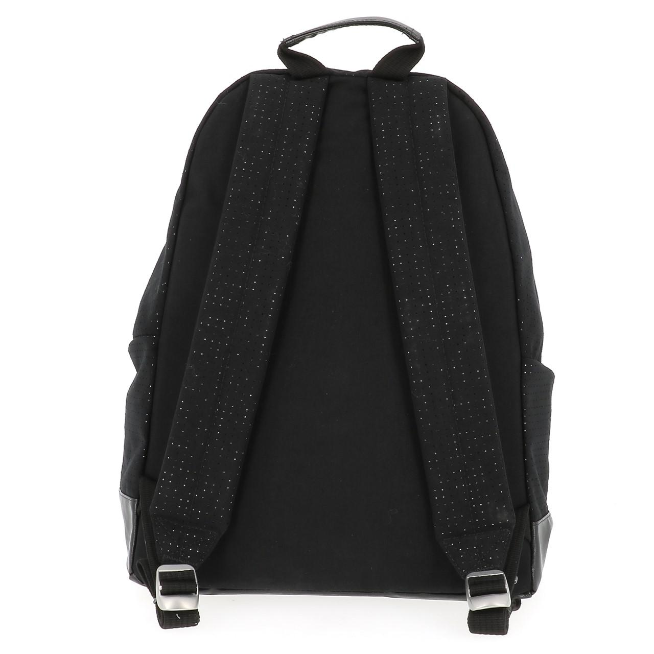 Sac-a-dos-college-Eastpak-Padded-pinched-black-Noir-70649-Neuf miniature 5