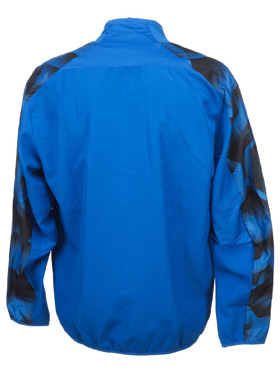 Jacken-Von-Jogginganzug-Tracktops-Adidas-Tanc-Wov-Spur-Blau-Blau-75956-Neu Indexbild 5