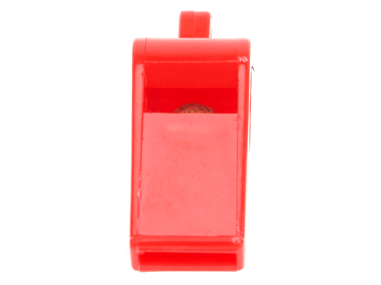 Fischietto-Arbitro-Tremblay-Fischietto-Plastica-Rosso-Rosso-80012-Nuovo miniatura 5