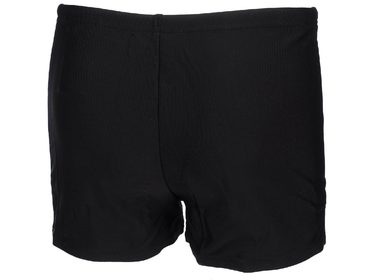 Maillot-de-bain-boxer-Speedo-Lightnink-kid-blk-orange-Noir-83238-Neuf