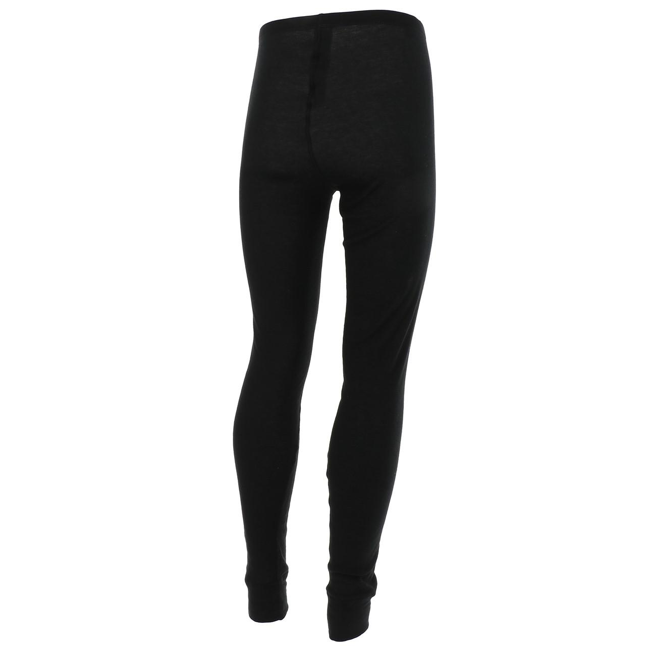 Tights-Thermal-Hot-Winter-Odlo-Warm-Black-Tights-Black-85327-New thumbnail 5