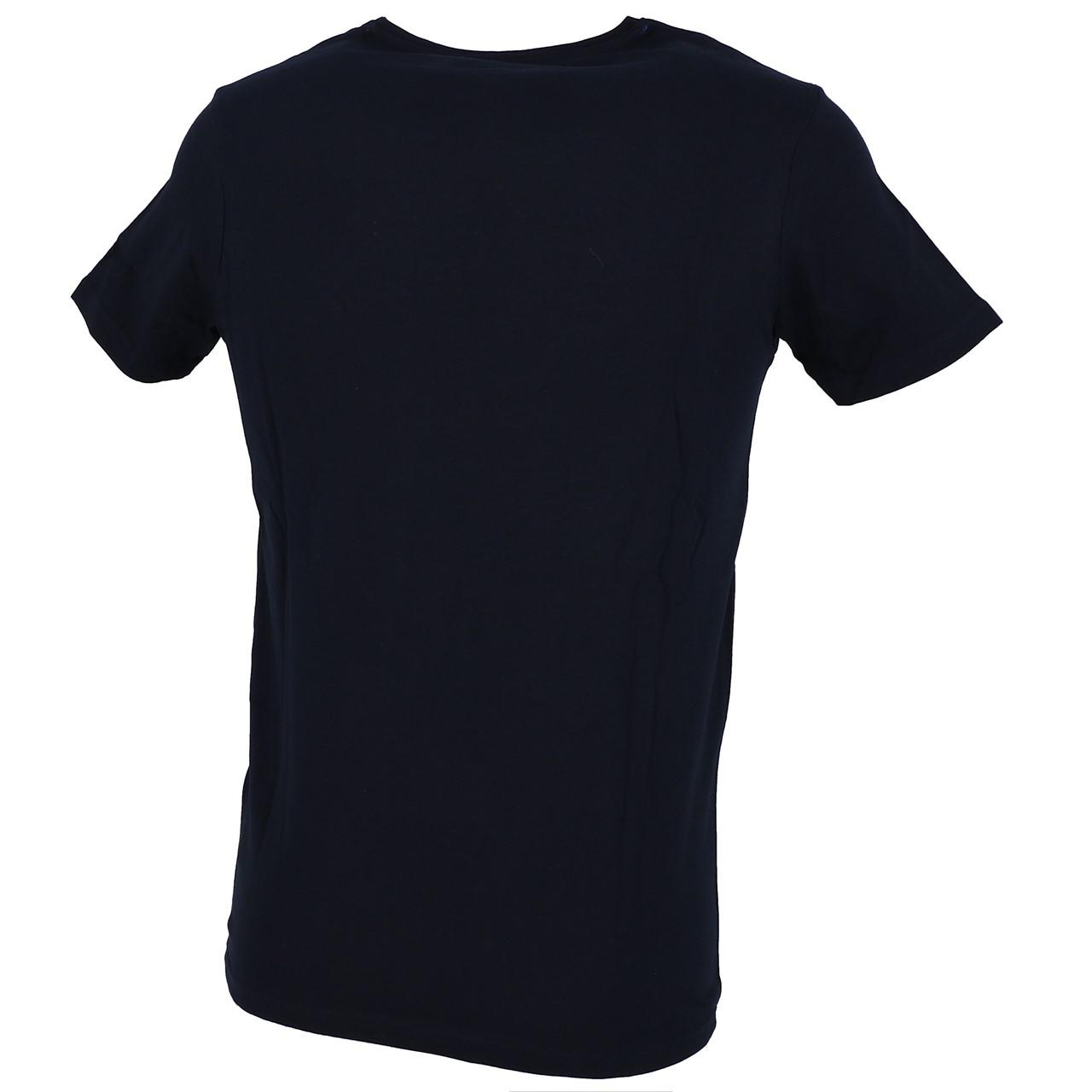 Short-La-maison-blaggio-Mably-Navy-Mc-Tee-Blue-93613-New thumbnail 5