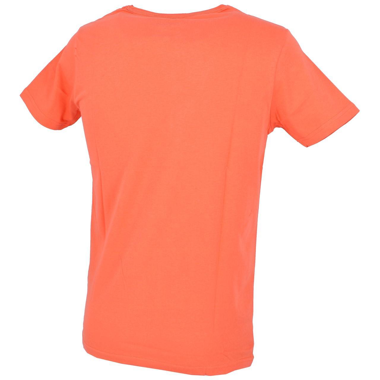 Short-La-maison-blaggio-Mably-Hot-Coral-Mc-Tee-Orange-93614 thumbnail 5