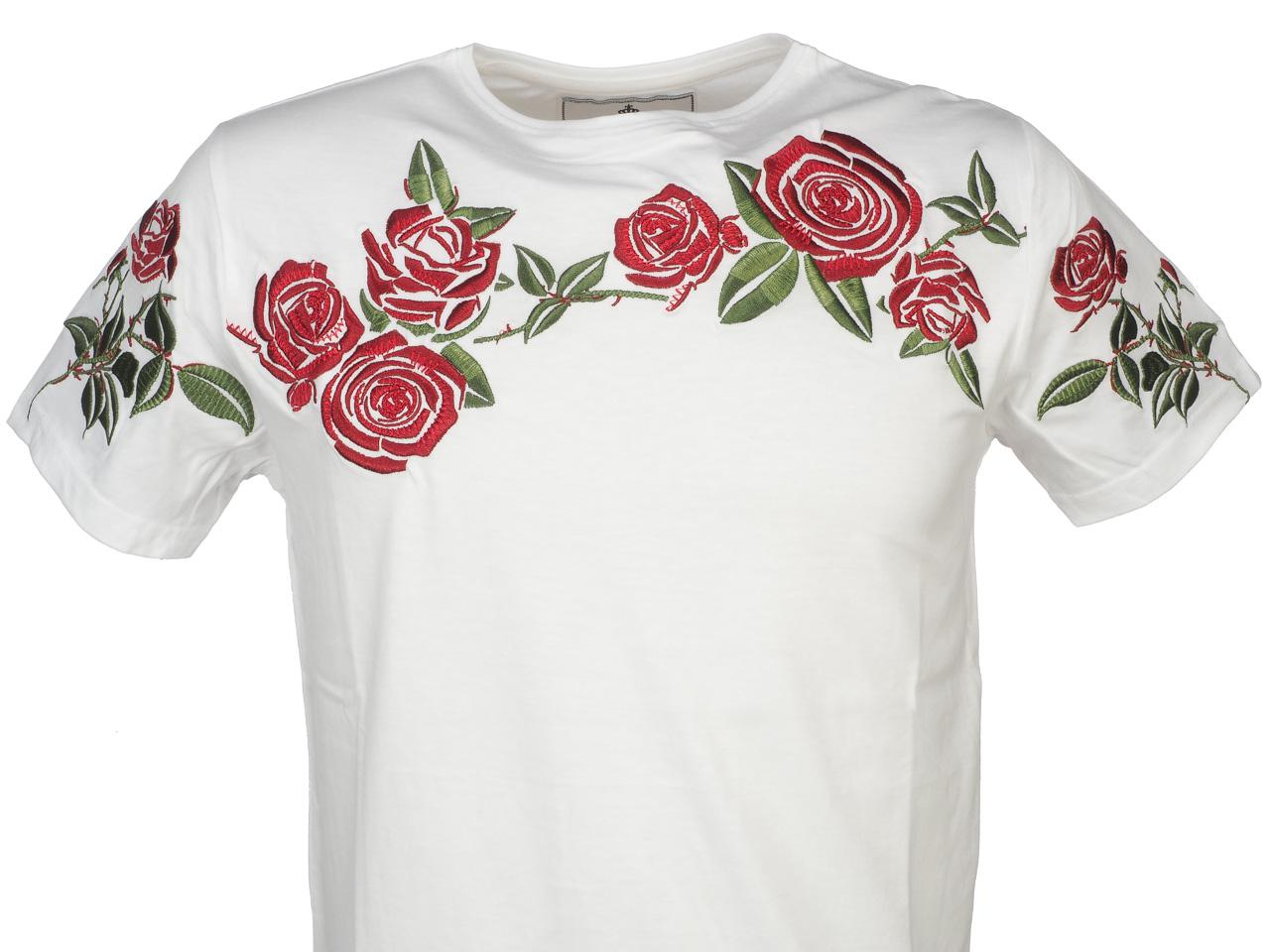 Short-Sleeve-T-Shirt-Hite-Couture-Madiner-White-Mc-Tee-White-11526-New thumbnail 2