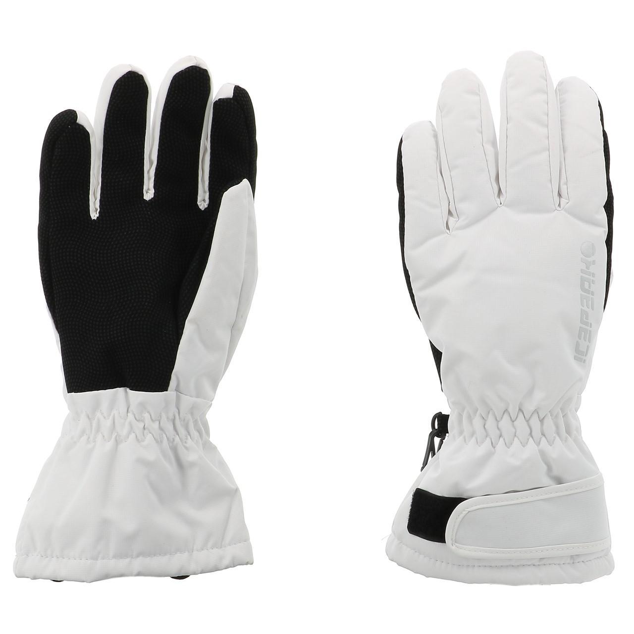 Gants-de-ski-Icepeak-Diisa-blanc-gants-ski-l-Blanc-14370-Neuf miniature 2