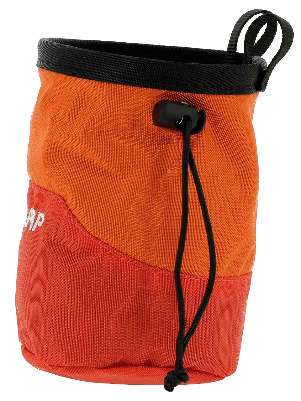 Sac-a-pof-Camp-Acqualong-org-sac-pof-Orange-15010-Neuf miniature 2