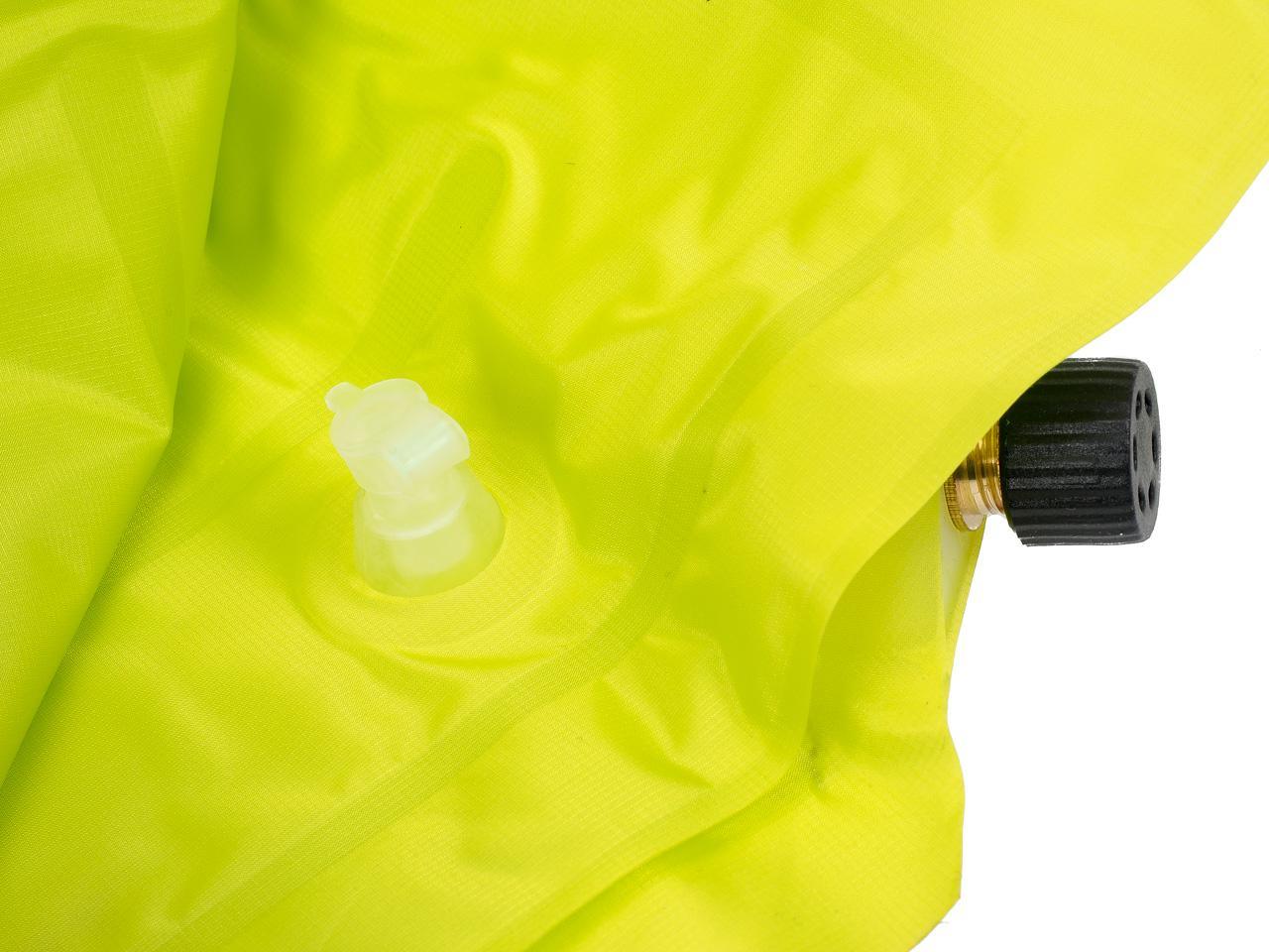 Matelas-auto-gonflant-Camp-Essential-light-mat-Vert-15069-Neuf miniature 2