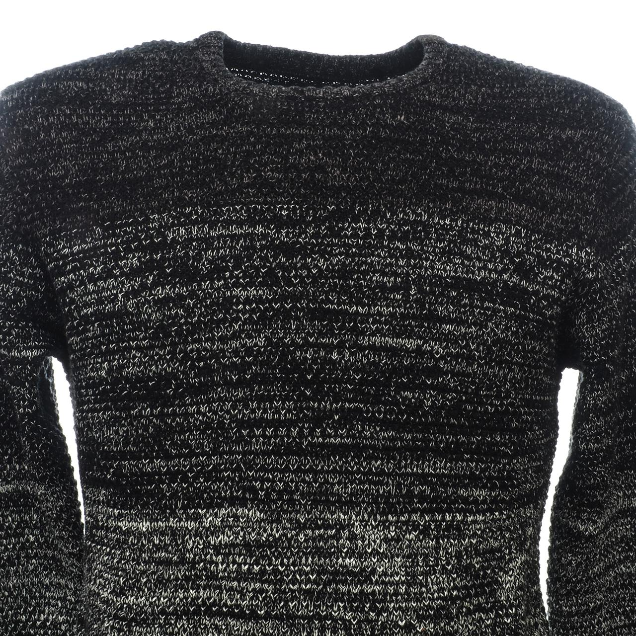 Sweater-RMS-26-Alfred-Black-Black-Sweater-15826-New thumbnail 2