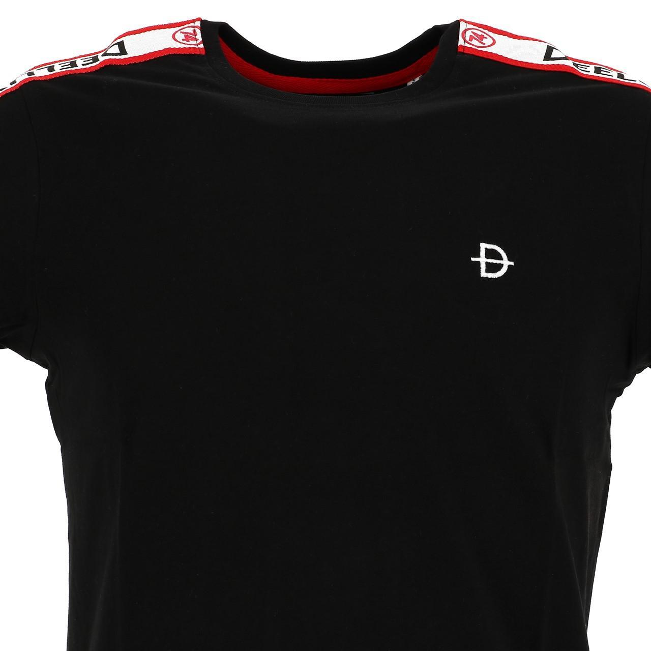 Short-Deeluxe-Bando-Black-Mc-Tee-Black-17843-New thumbnail 2