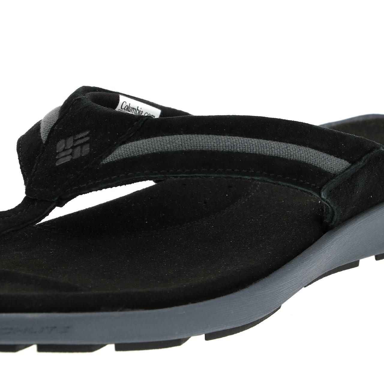 Flip-Flops-Tap-Dance-Shoes-Columbia-Verona-Black-Flip-Flop-Black-18113-New