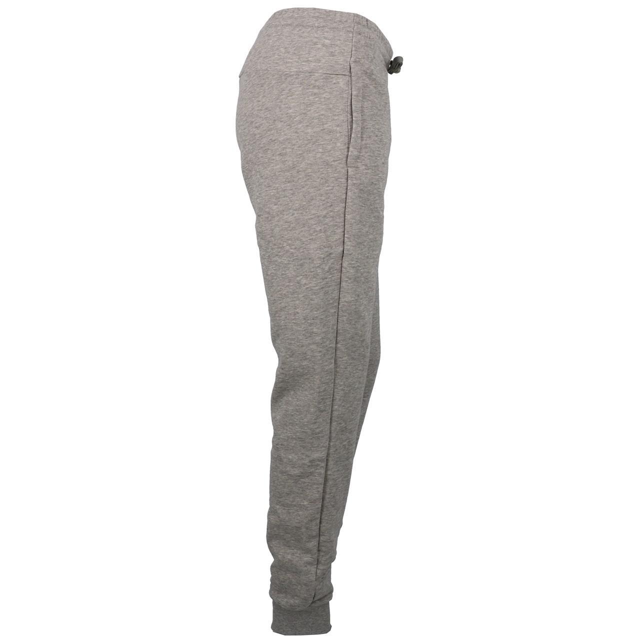 Pantalon-de-survetement-Adidas-E-pln-pant-grey-mel-l-Gris-18973-Neuf miniature 2