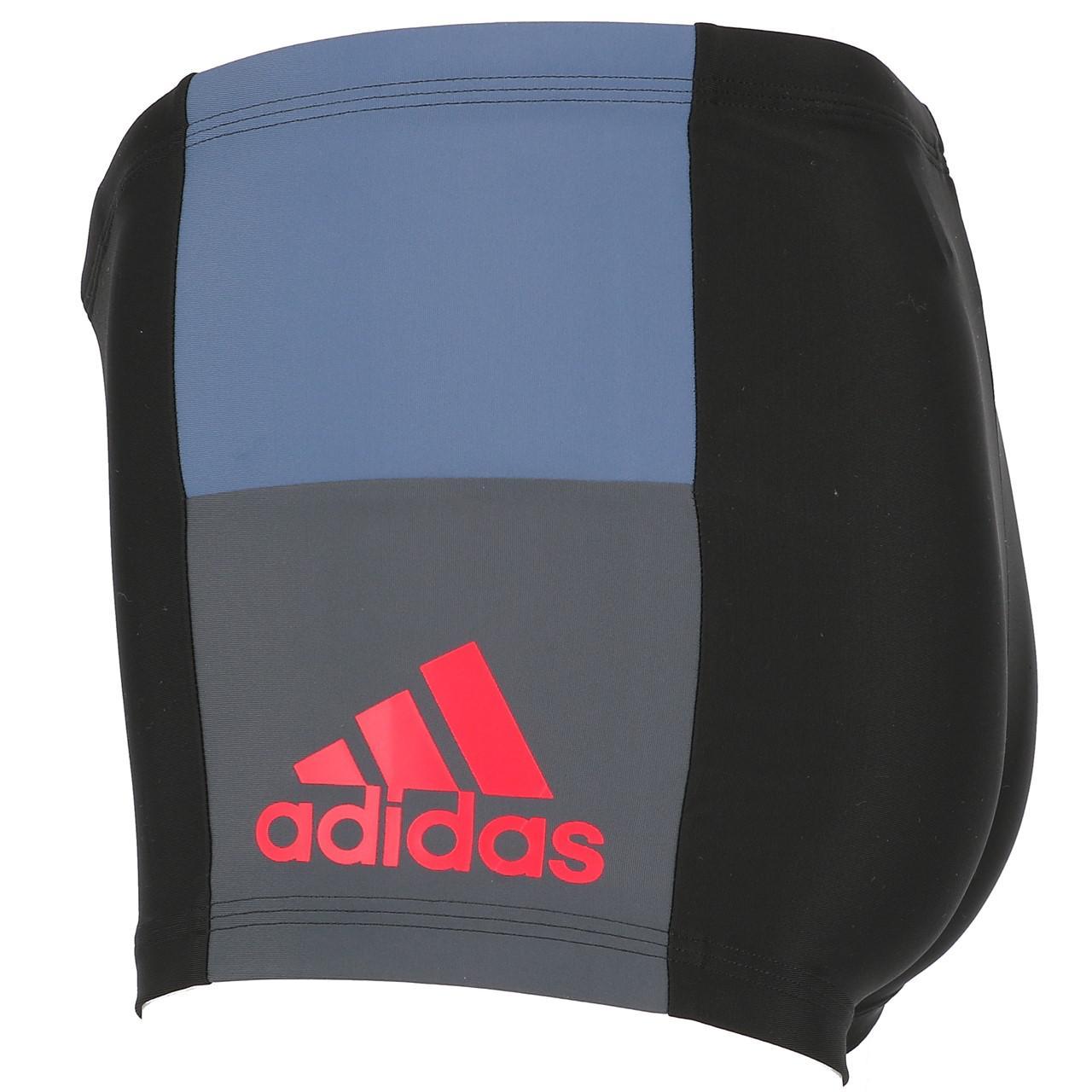 Boxer-Swimsuit-Adidas-Inf-CB-Bx-Black-Black-19080-New thumbnail 2