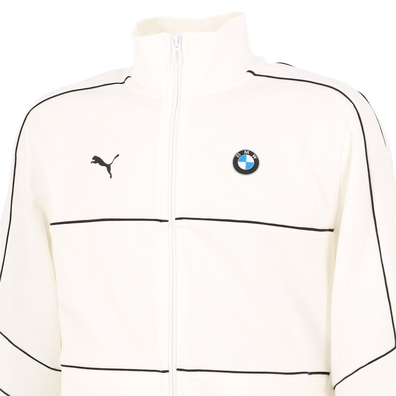Jacken-Puma-BMW-Mms-t7-Wht-Jacket-Weiss-19707-Neu Indexbild 2