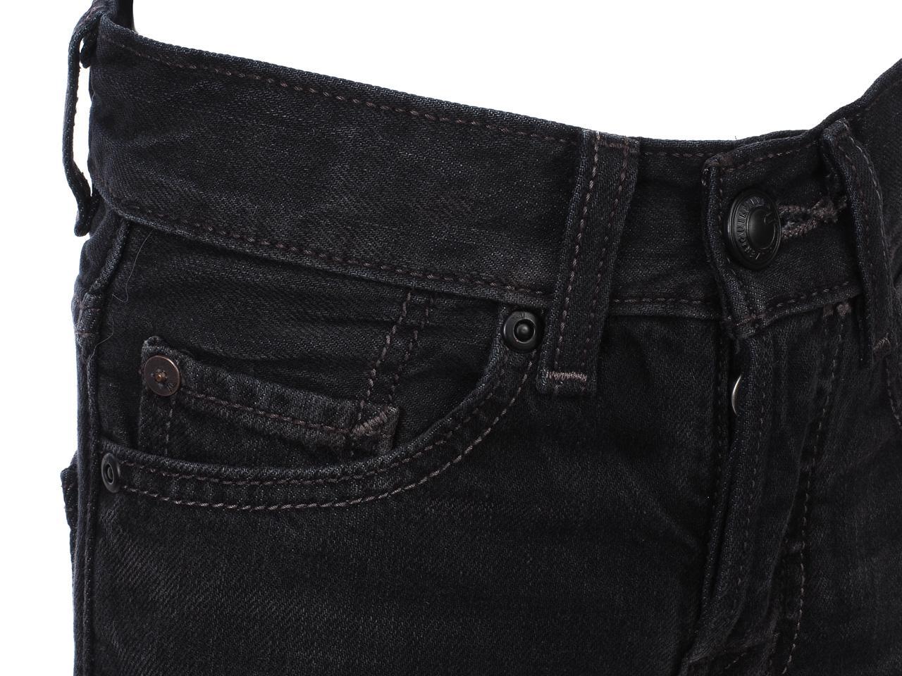 Pantalon-jeans-Quiksilver-Revolver-blk-jeans-jr-Noir-23464-Neuf
