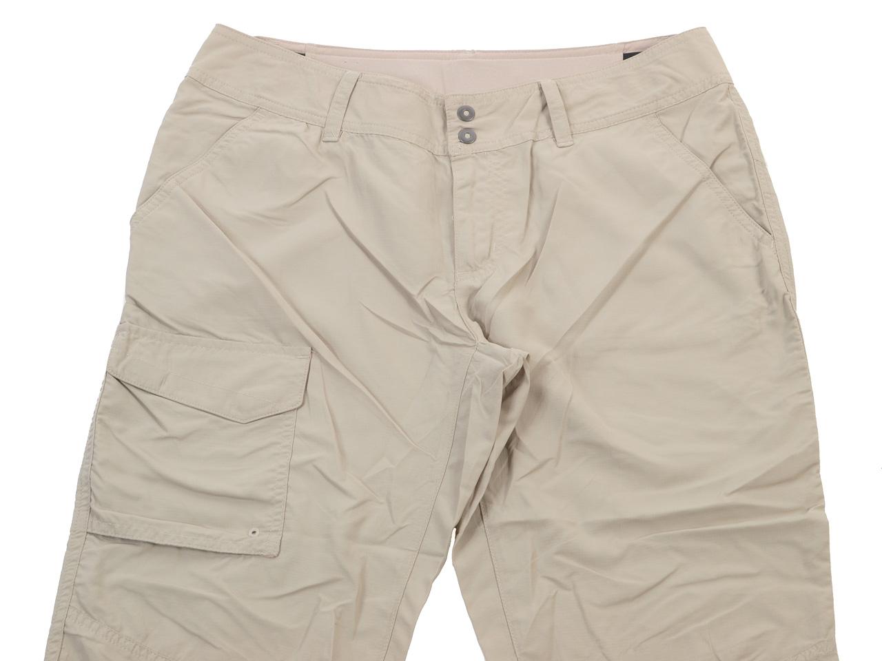 Pantalon Columbia Silver ridge foss pant l Beige 24419 - Neuf