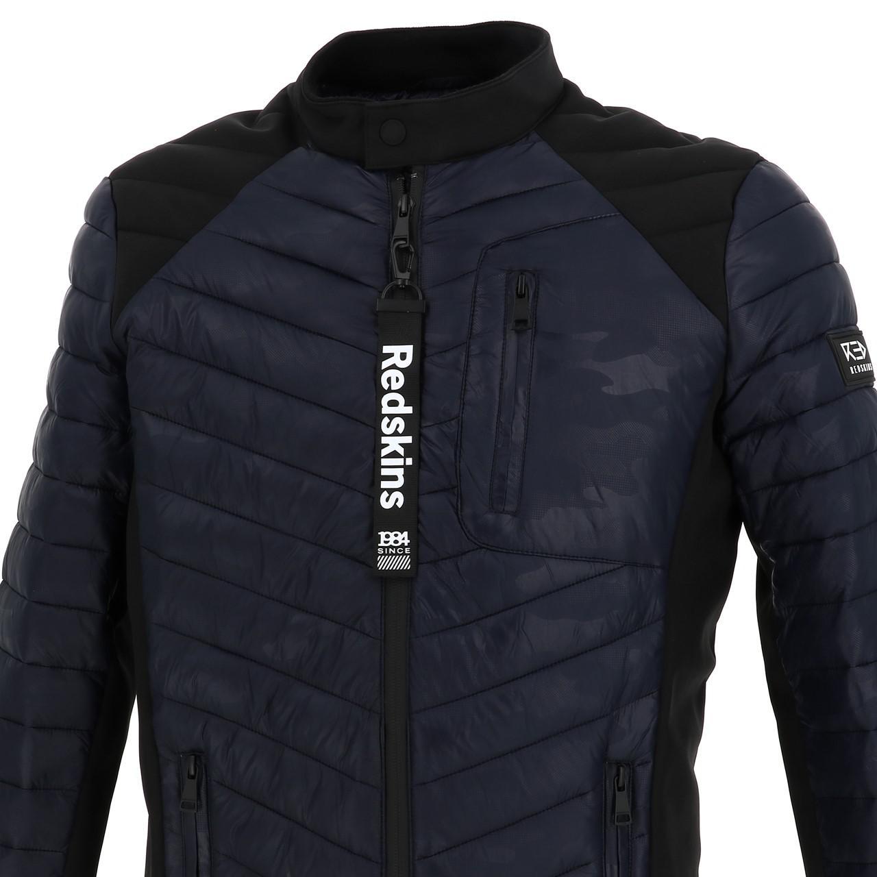 Jacke-Redskins-Heaven-Marineblau-Blk-Jacket-Blau-26281-Neu