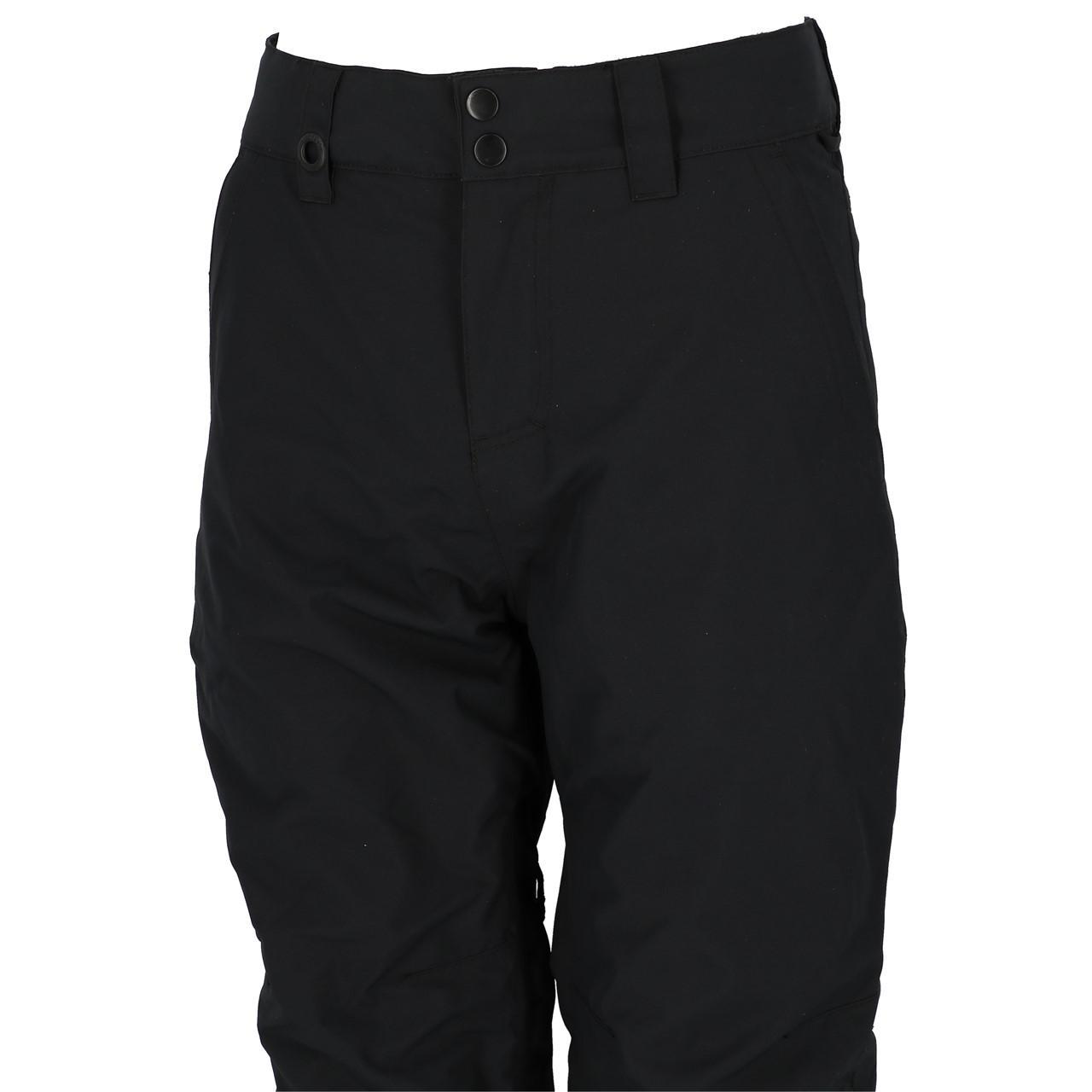 Ski-Pants-Surf-Quiksilver-Estate-Black-Pant-Ski-Jr-Black-27846-New
