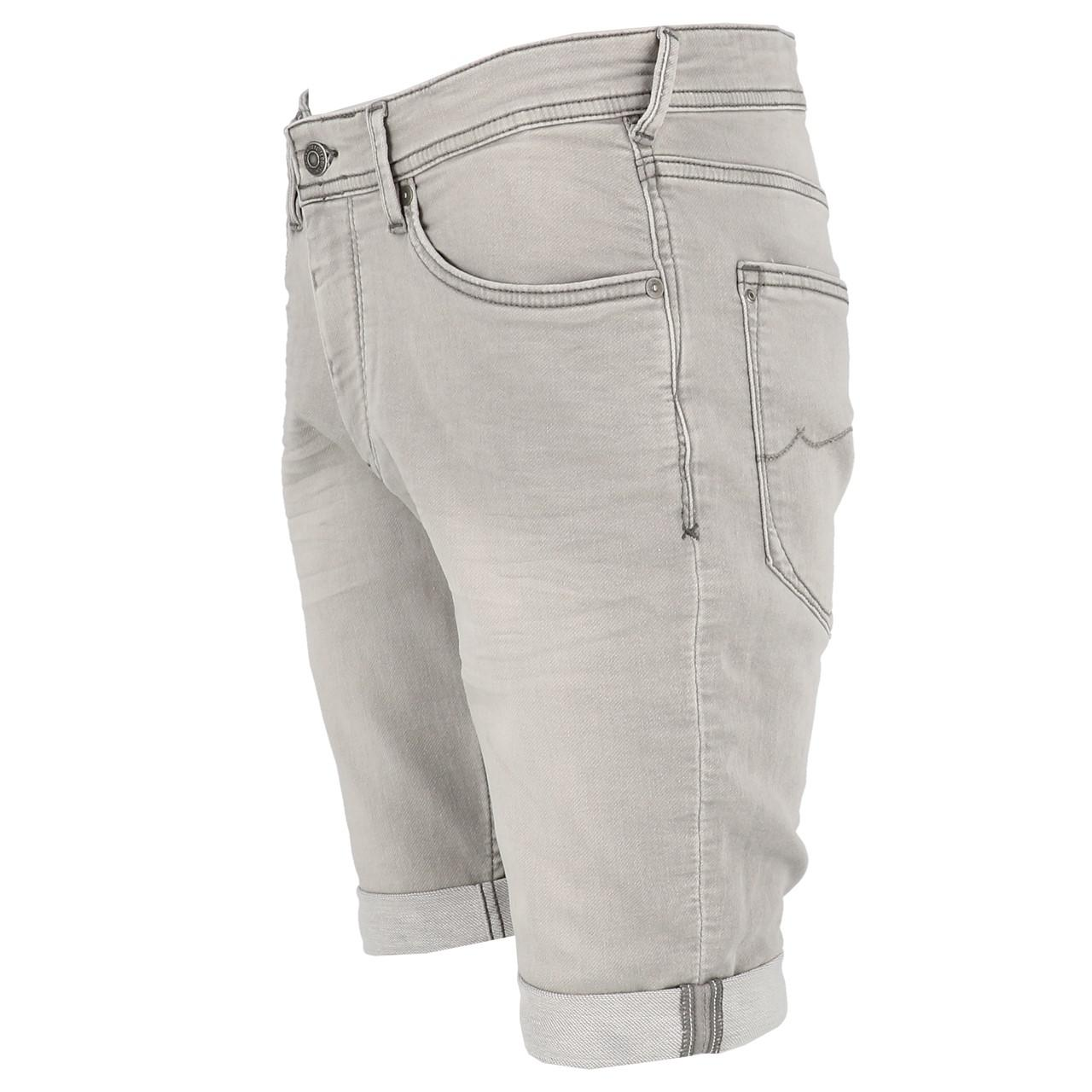 Bermuda-Shorts-Teddy-smith-Scotty-3-Grey-Shorts-Grey-29920-New thumbnail 2