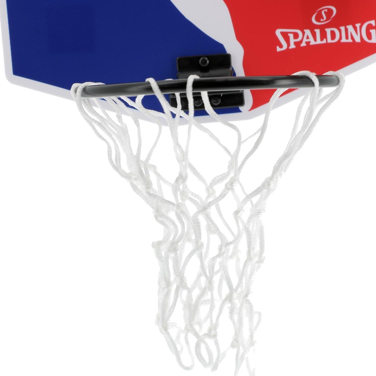 Panel-of-Basketball-Spalding-NBA-Micropanier-Blue-40158-New thumbnail 2