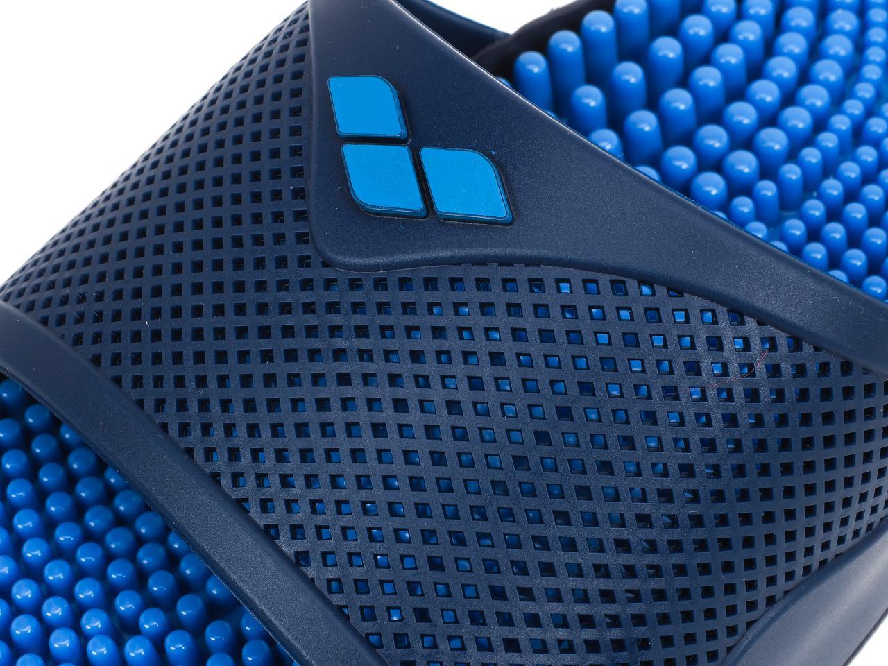 commander en ligne nouveaux articles vif et grand en style Detalles de Chanclas Mules Arena Marco X Grip Fast Azul Azul 41315 - Nuevo