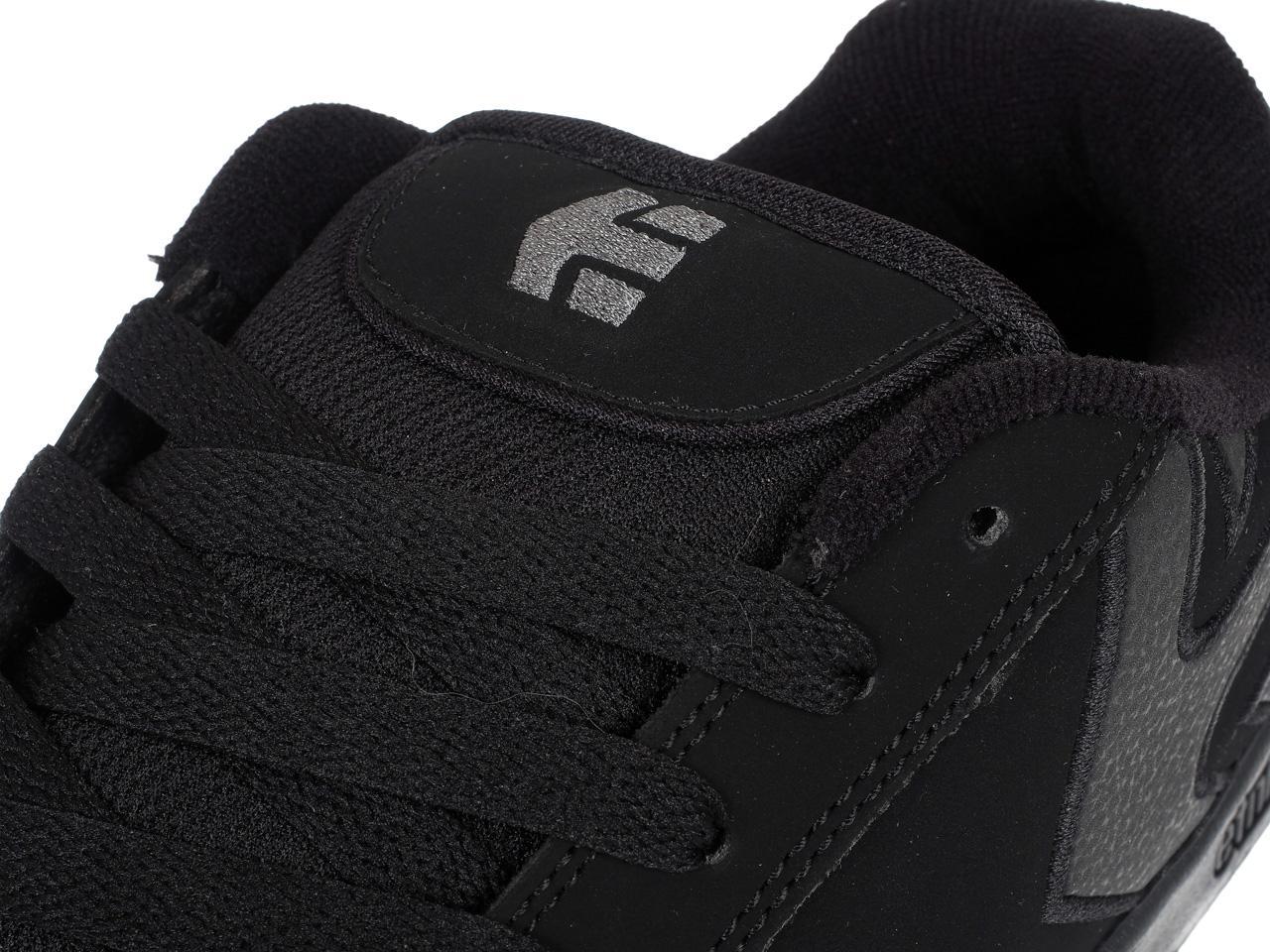 Shoes-Skateboard-Etnies-Fader-Black-Dirty-Wash-Black-42823-New thumbnail 2