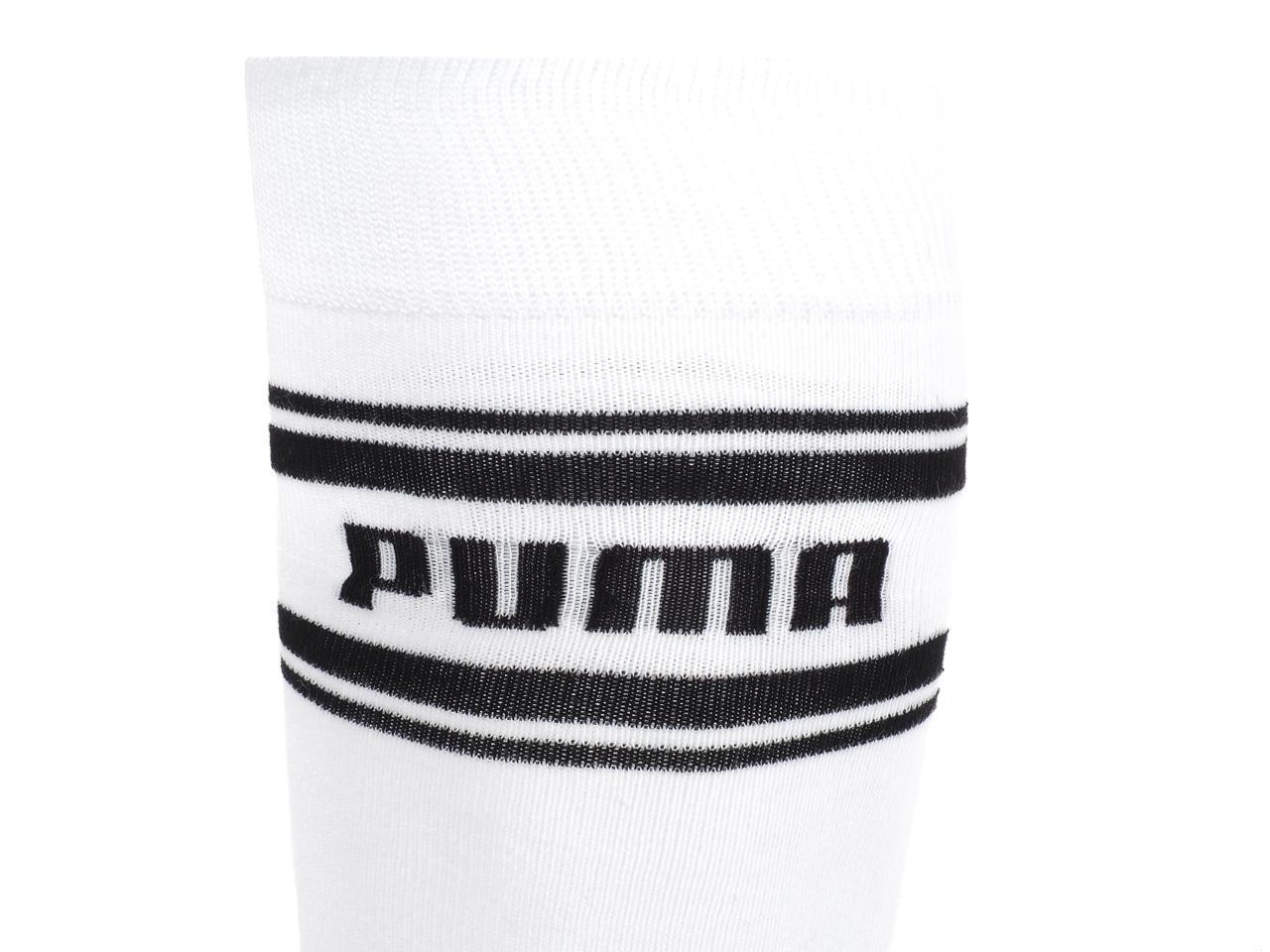 Chaussettes-Puma-Seasonnal-kneehigh-blanc-Blanc-46332-Neuf