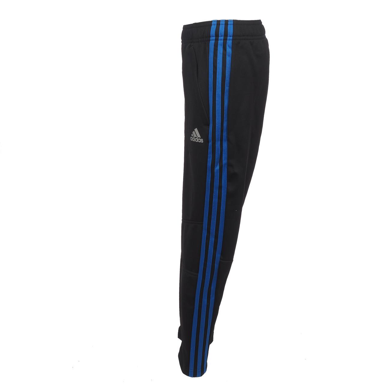 Trousers-Player-Adidas-Yb-Ftb-Str-3s-nr-Roy-Jr-Black-46615-New thumbnail 2