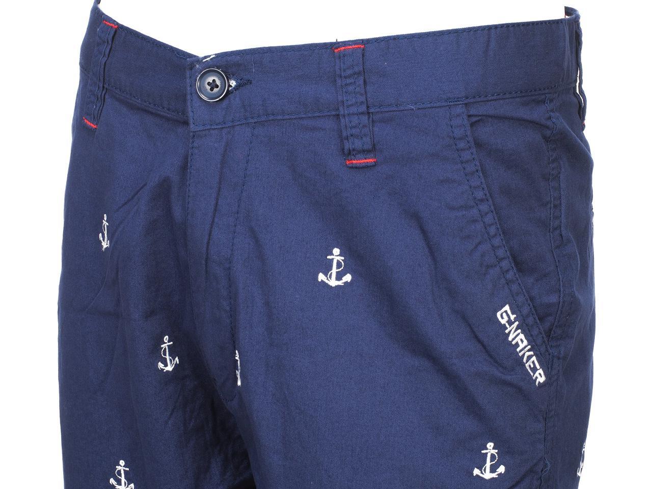 Bermuda-Shorts-G-naker-Mirbel-Navy-Bermuda-Blue-53397-New thumbnail 2