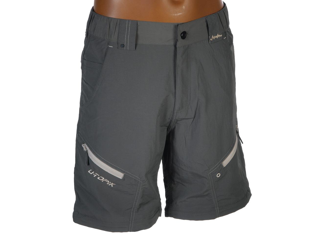 Pantalon-U-topik-Balbu-anth-pant-3en1-Gris-55678-Neuf