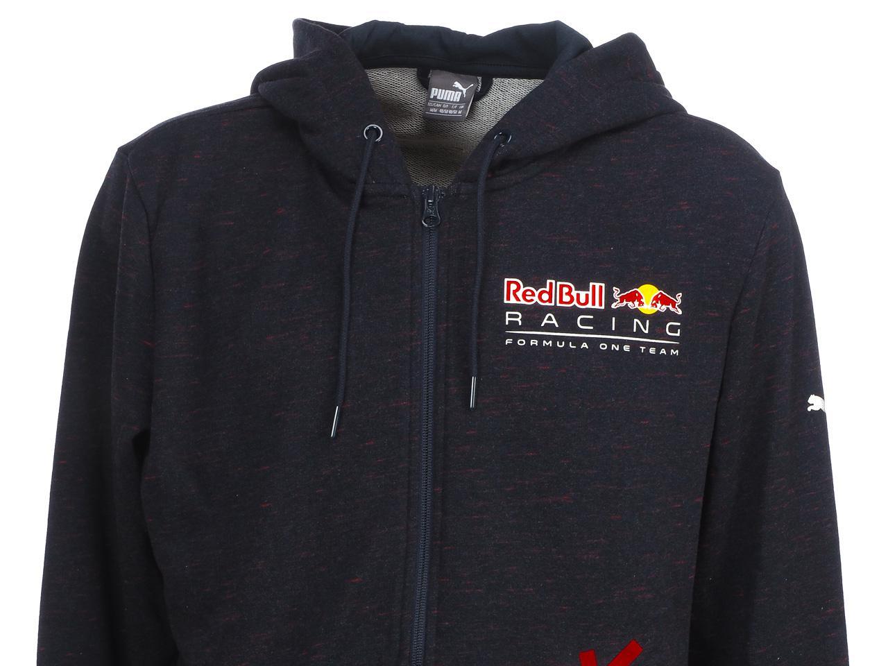 2a6d28048ca3b 1 sur 5 Vestes sweats zippés capuche Puma Rbr hooded sw jacket navy Bleu  55834 - Neuf 2 sur 5 ...