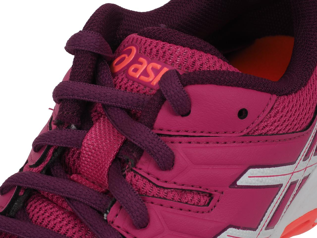 Chaussures-tennis-Asics-Game-5-gel-rse-tennis-g-Rose-57090-Neuf