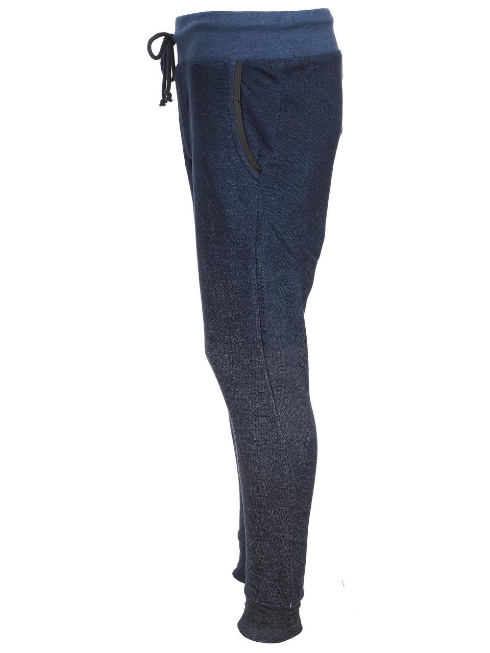 Pantalon-de-survetement-Biaggio-Krodil-navy-pant-jogg-Bleu-57532-Neuf miniature 2