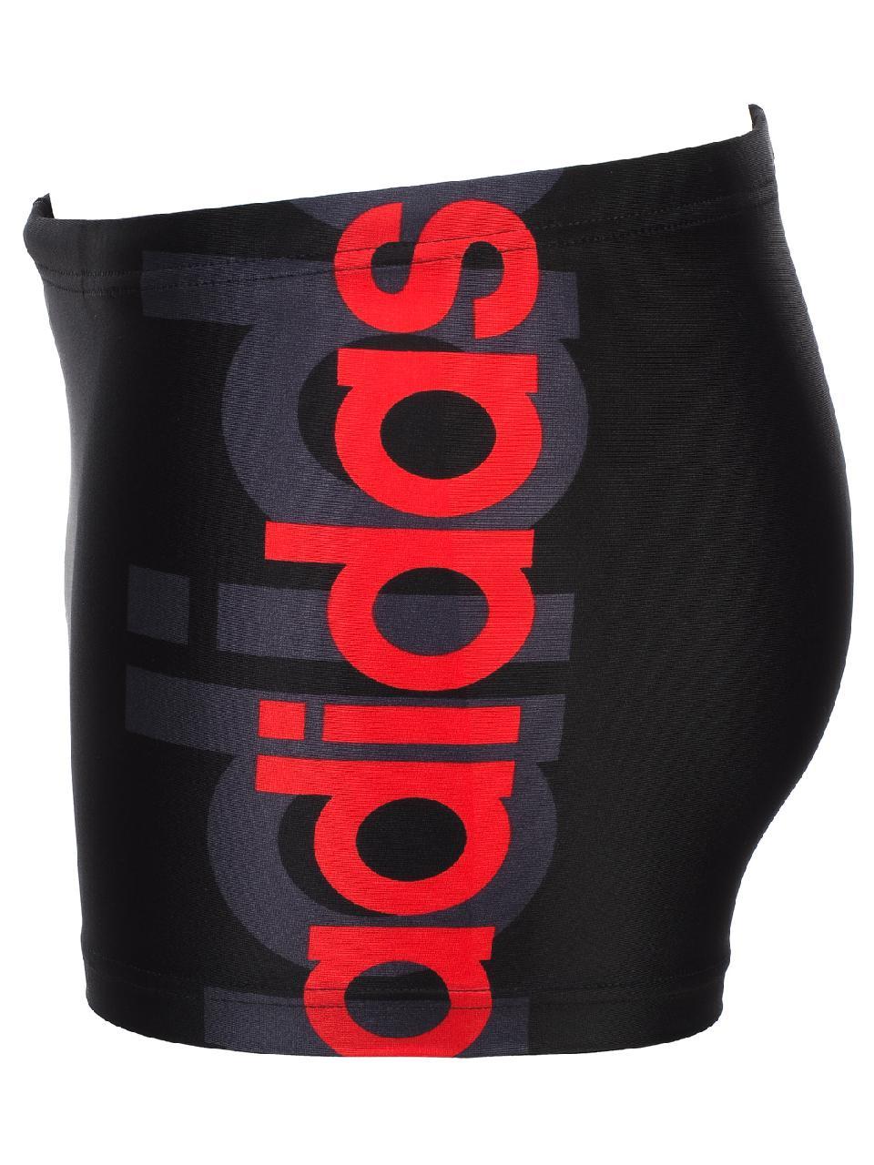 Boxer-Swimsuit-Adidas-Inf-Ecad-Bx-Black-Black-Boxer-57949-New thumbnail 2