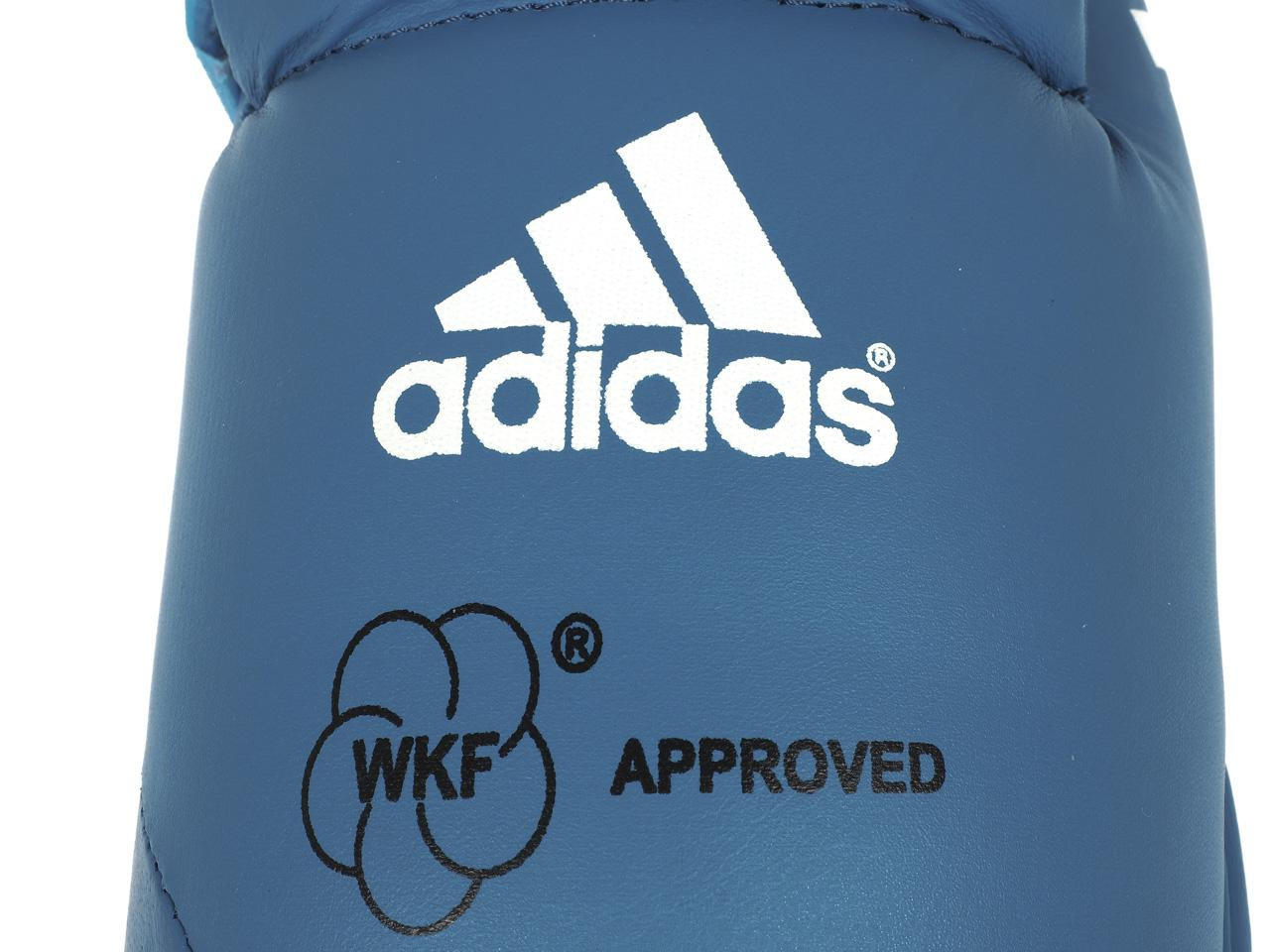 Protects-Feet-Karate-Adidas-Protege-Feet-Blue-Karate-Blue-58599-New thumbnail 2