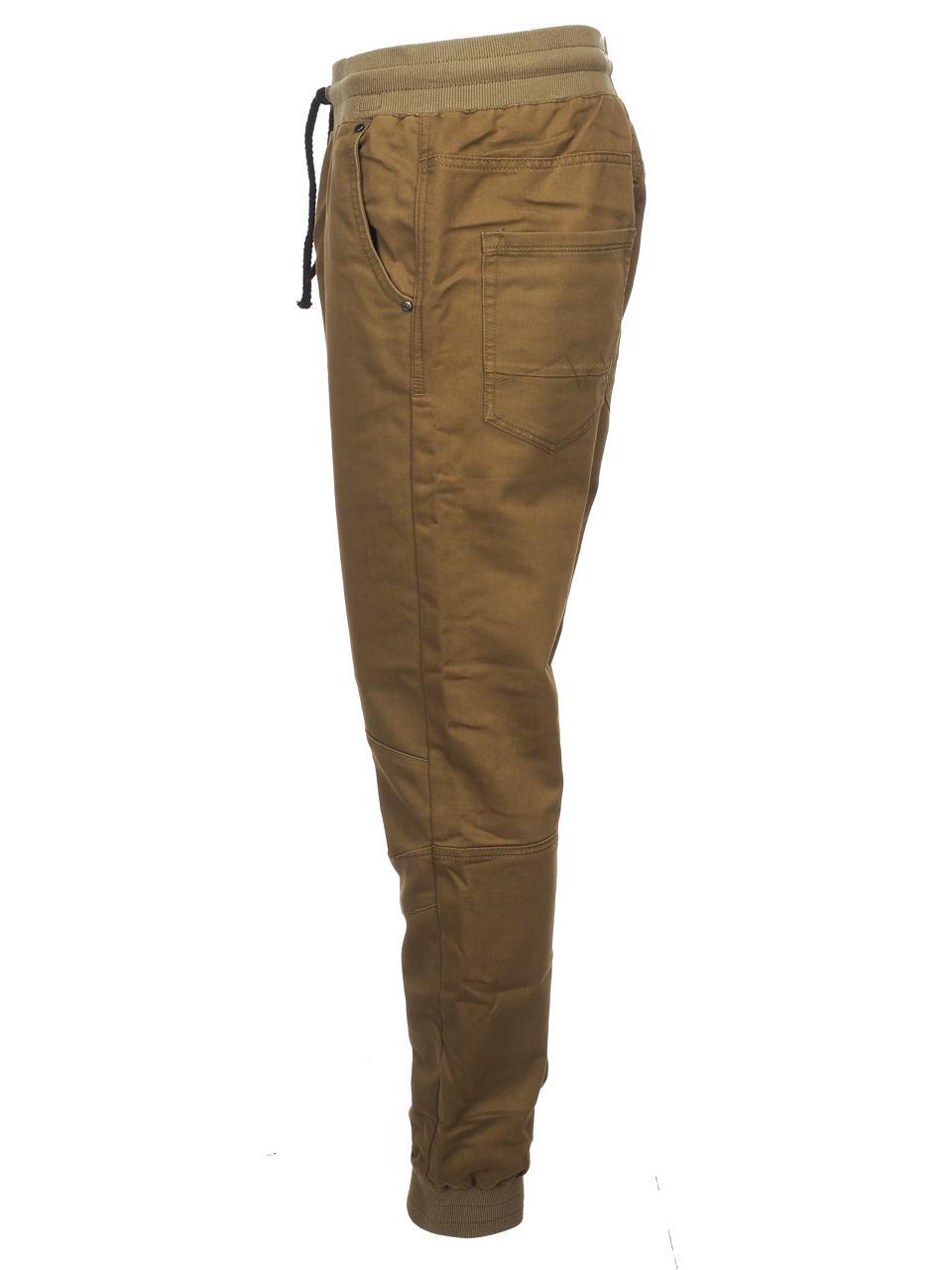 Hose-Jeans-Blend-Jogg-Jeans-32-Burnt-Olive-Brown-59093-Neu Indexbild 2