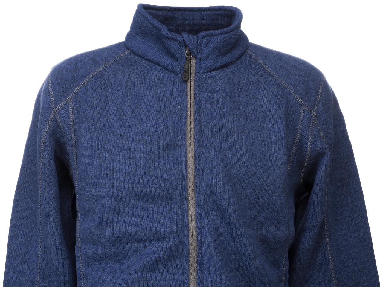Jackets-Sweaters-Zip-Eldera-Sportswear-Croket-Navy-Ch-Fz-Vest-Blue-59840-New thumbnail 2