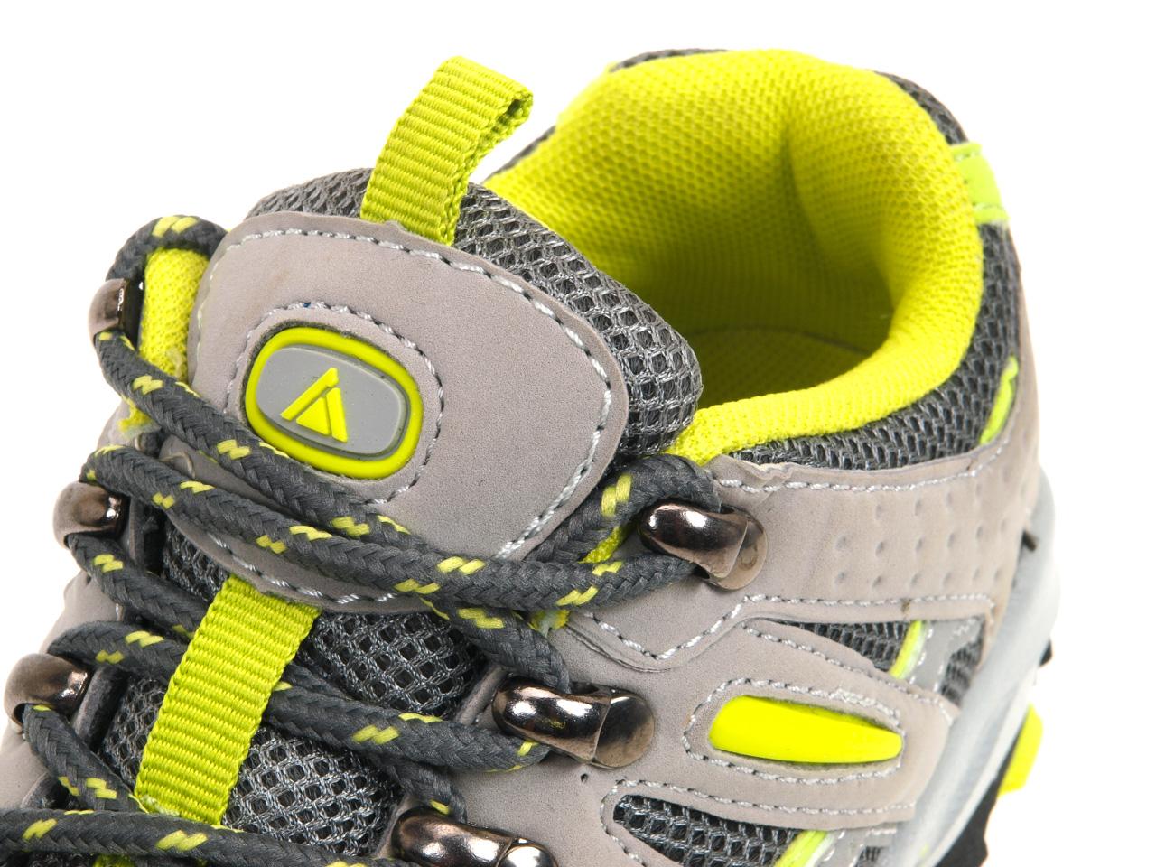 Chaussures-marche-randonnees-Lhoste-Camelia-anthracite-jr-Gris-61105-Neuf