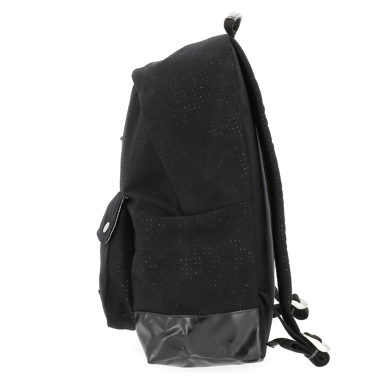 Sac-a-dos-college-Eastpak-Padded-pinched-black-Noir-70649-Neuf miniature 2