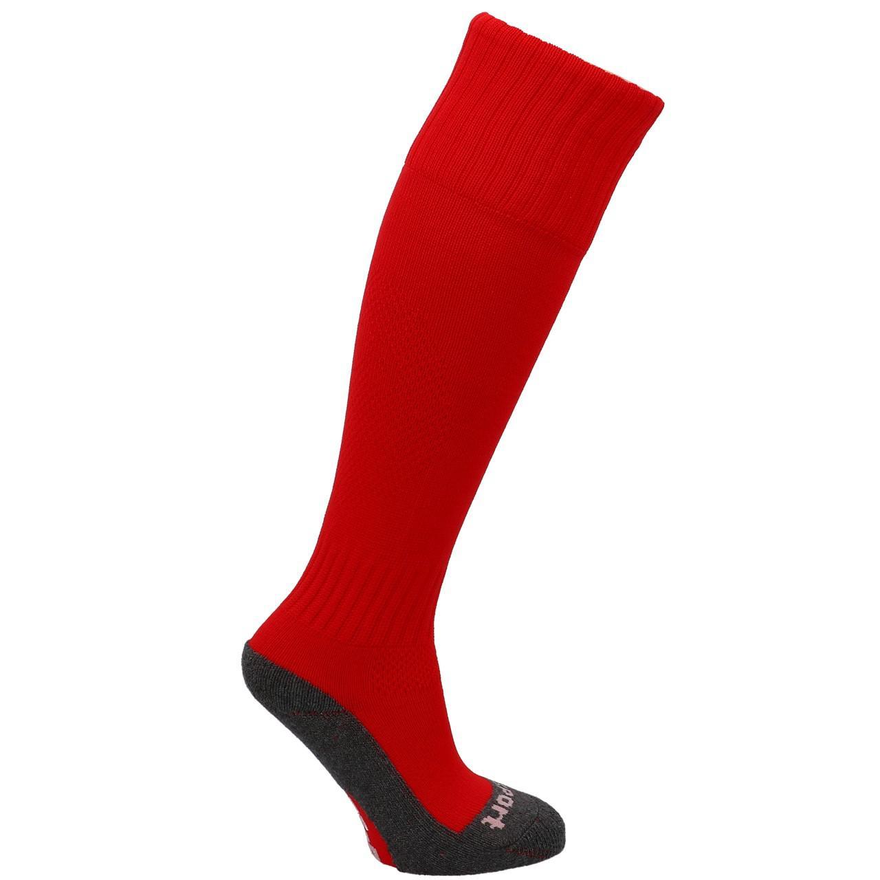 Socks-Football-Uhlsport-Team-pro-Ess-Red-Red-71122-New thumbnail 2