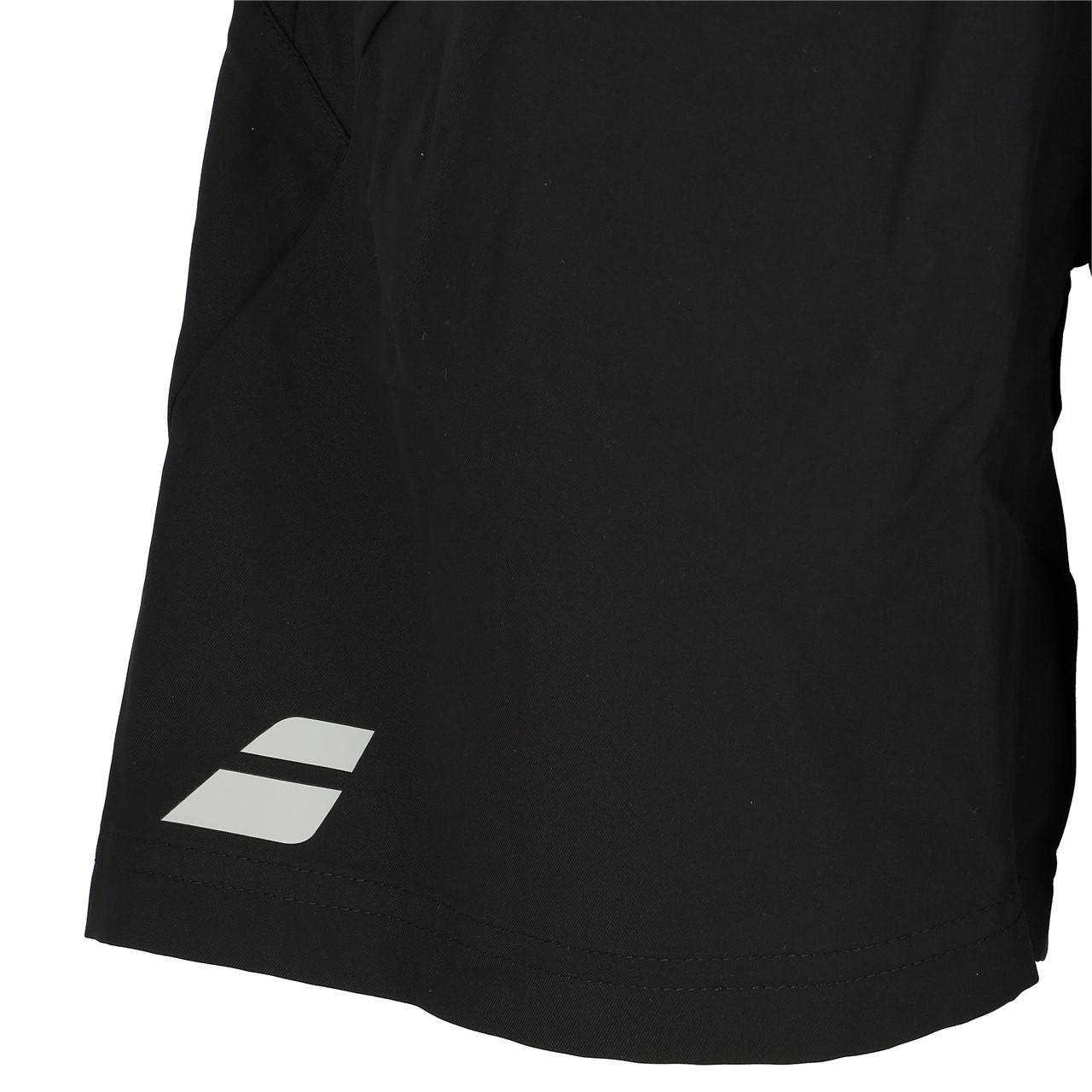 Shorts-Tennis-Babolat-Core-Shorts-8-Men-Black-Black-71700-New thumbnail 2