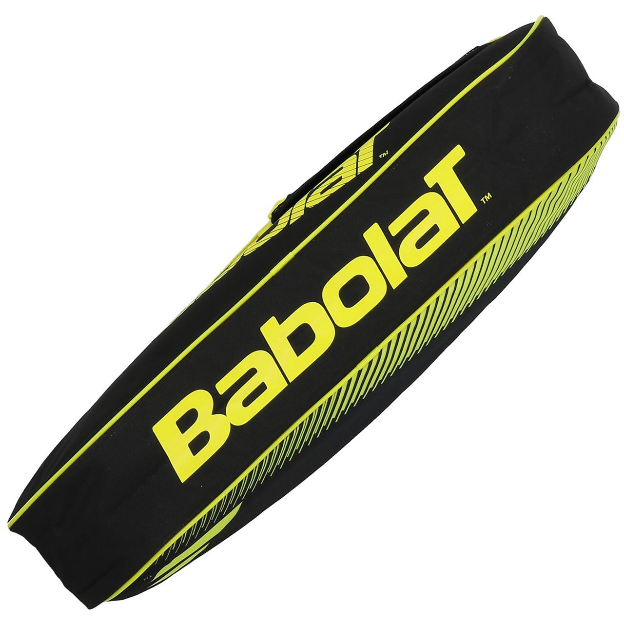 Bag-Tennis-Babolat-Rack-Holder-Club-3r-Black-Jne-Black-71710-New thumbnail 2