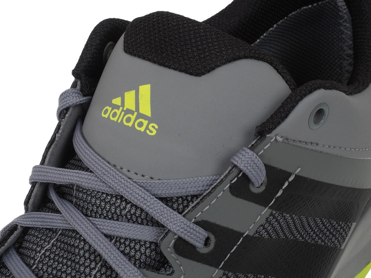 Chaussures-running-trail-Adidas-Kanadia-7-tr-gore-tex-Gris-74901-Neuf