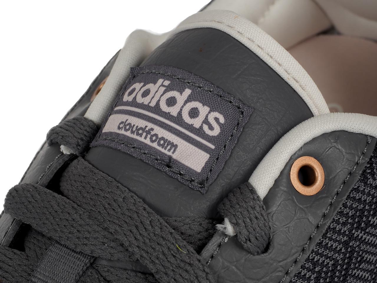 CHAUSSURES MODE VILLE Adidas neo Cf daily qt cl w imp Gris