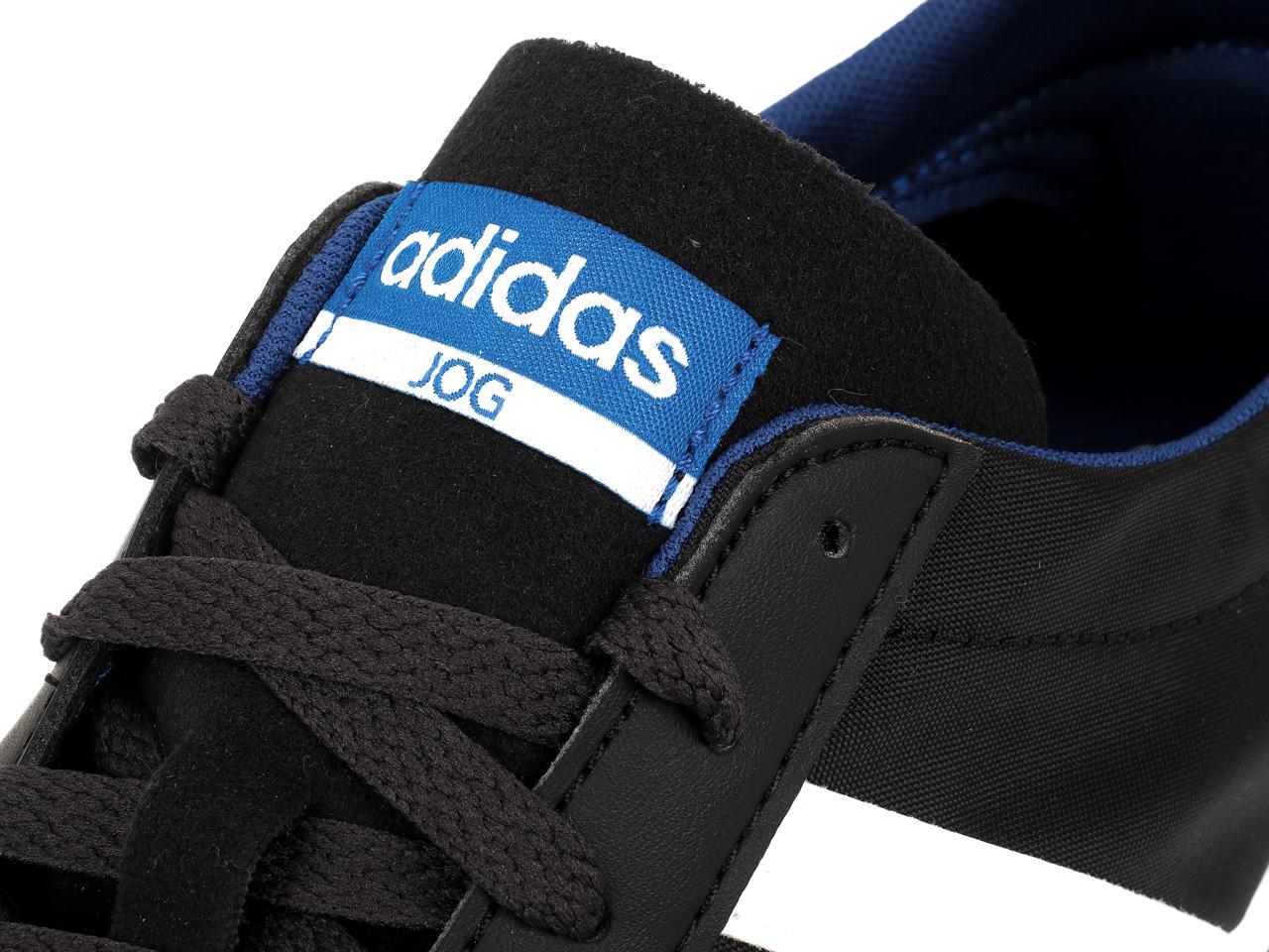Chaussures-mode-ville-Adidas-neo-Vs-jog-cblack-Noir-76450-Neuf