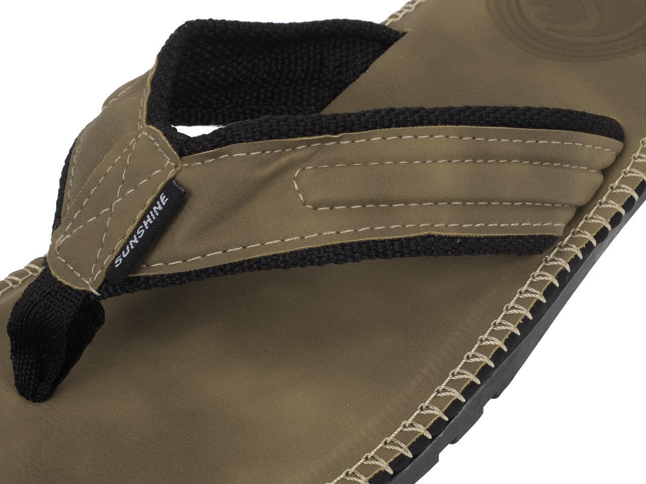 Flip-Flops-Tap-Dance-Shoes-Treeker9-Barbados-Beige-Flip-Flop-H-Beige-77481-New thumbnail 2