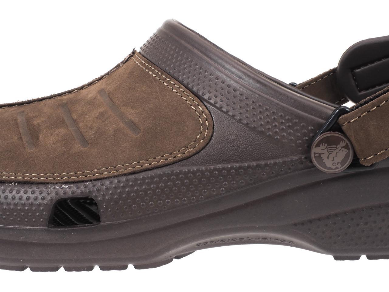 Sabots Crocs Yukon mesa clog noir Noir 78870 - Neuf wyG82m
