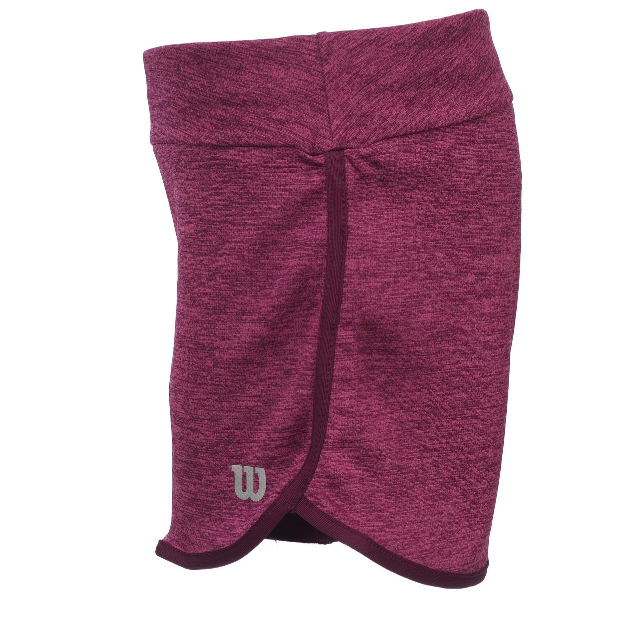 short-Tennis-Wilson-G-Core-3-5-Shorts-Maedchen-Lila-90184-Neu Indexbild 2