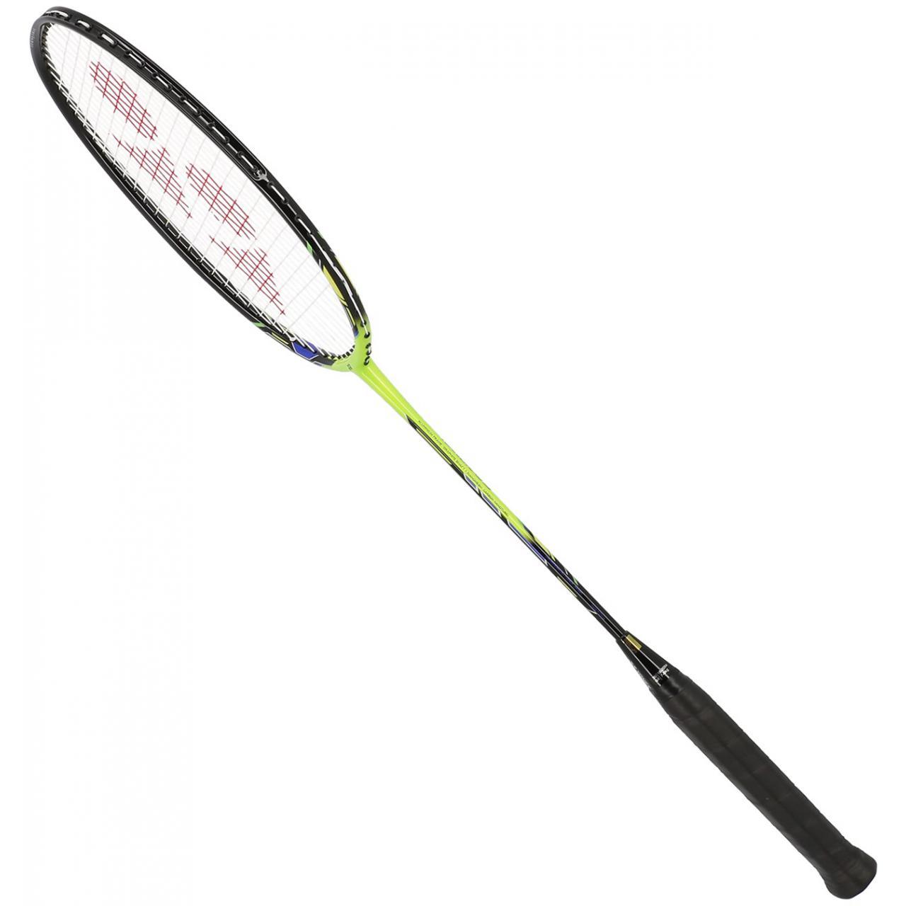 Badminton-Racket-Yonex-Nanoray-3-3u4-Lime-Badminton-Yellow-91913-New thumbnail 2
