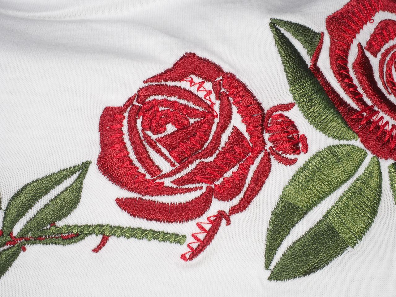 Short-Sleeve-T-Shirt-Hite-Couture-Madiner-White-Mc-Tee-White-11526-New thumbnail 3